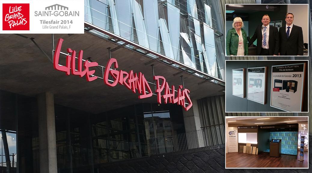 Saint Gobain Hausmesse Tilesfair 2014